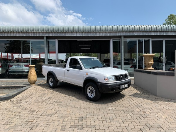 2017 Nissan Hardbody 2400i 4x4 Lwb j23 Pu Sc  Mpumalanga Delmas_0
