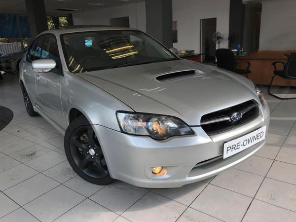 2005 Subaru Legacy 2.0 Gt Premium  Gauteng Sandton_0