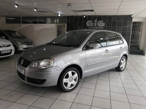 2006 Volkswagen Polo 1.6 Trendline  Gauteng Edenvale_0