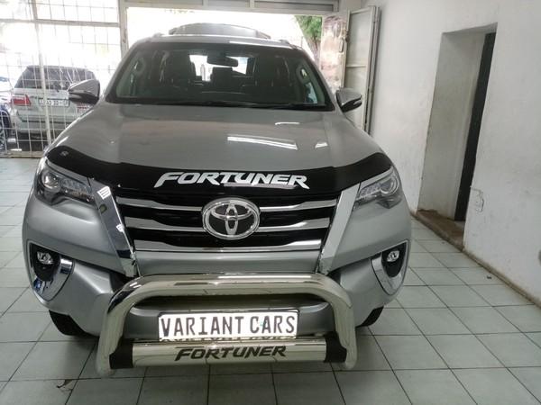 2019 Toyota Fortuner 2.4GD-6 RB Auto Gauteng Johannesburg_0