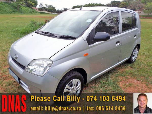 2004 Daihatsu Charade Cx At  Kwazulu Natal Durban North_0
