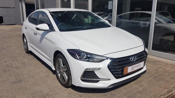 2020 Hyundai Elantra 1.6 GTDI DCT Gauteng Sandton_0