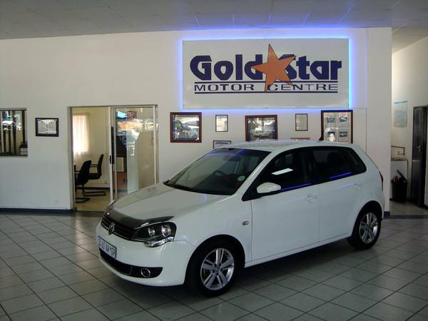 2014 Volkswagen Polo Vivo GP 1.6 Comfortline 5-Door Gauteng Edenvale_0