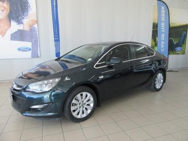 2016 Opel Astra 1.6T Enjoy Plus Free State Welkom_0