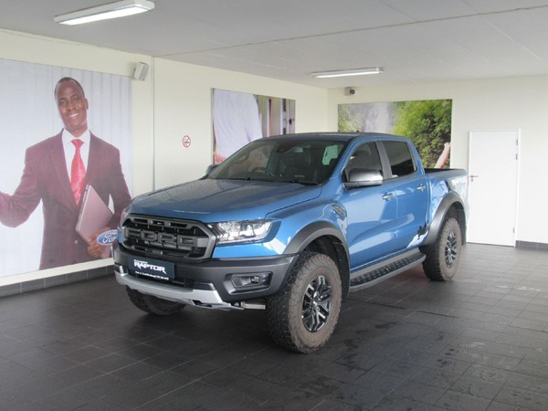 2020 Ford Ranger Raptor 2.0D BI-Turbo 10AT 4X4 Double Cab Bakkie Gauteng Sandton_0