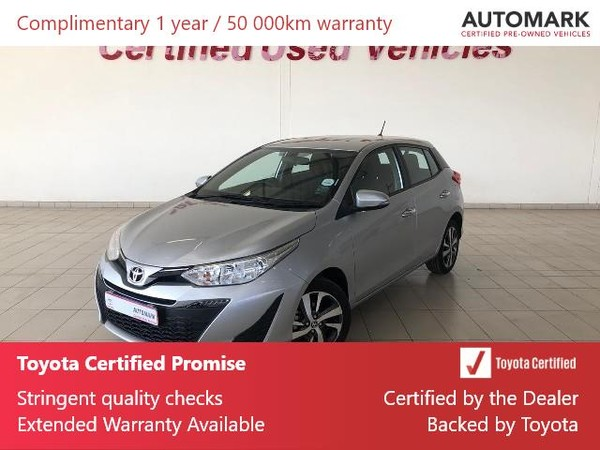 2019 Toyota Yaris 1.5 Xs 5-Door North West Province Klerksdorp_0