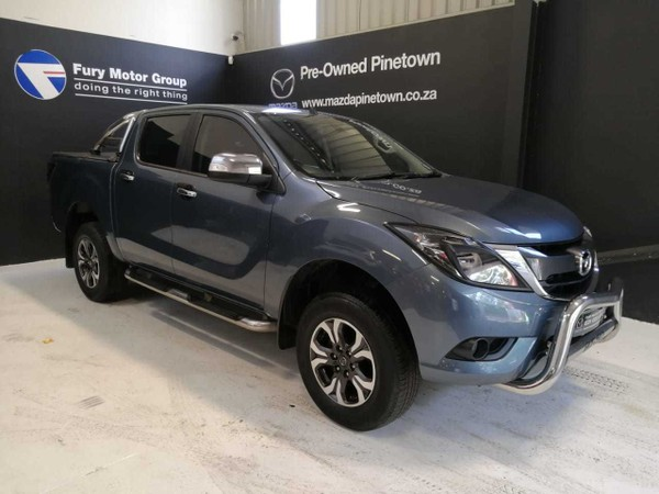 2018 Mazda BT-50 2.2 TDi SLE Auto Double Cab Bakkie Kwazulu Natal Pinetown_0