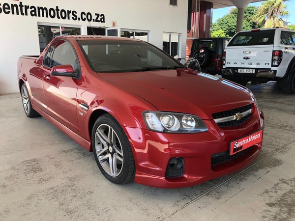 2012 Chevrolet Lumina Ss 6.0 Ute At Pu Sc  Free State Bloemfontein_0