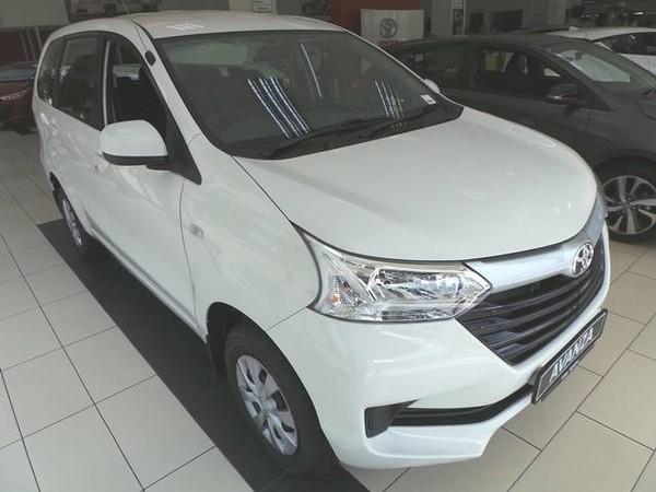 2020 Toyota Avanza 1.5 SX Gauteng Alberton_0