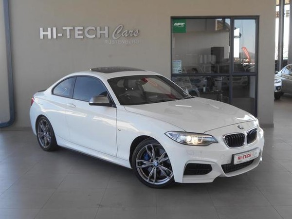 2015 BMW 2 Series M235i Auto with Only 79000kms North West Province Rustenburg_0