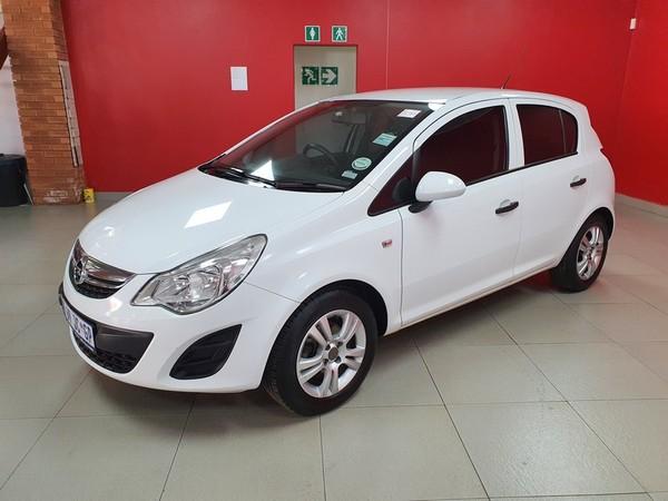 2013 Opel Corsa 1.4 Essentia 5dr  Gauteng Nigel_0