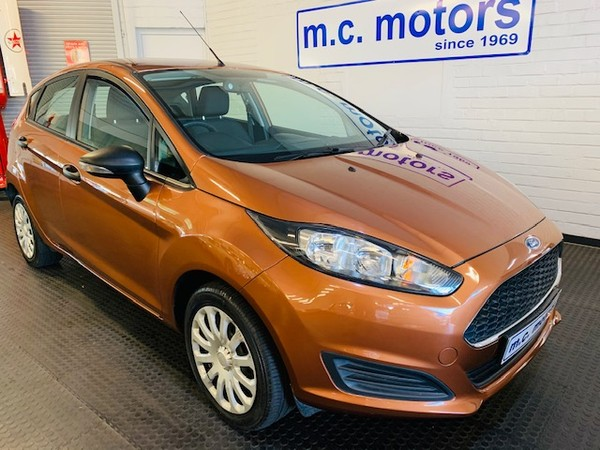 2016 Ford Fiesta 1.0 Ecoboost Ambiente 5-Door Western Cape Cape Town_0