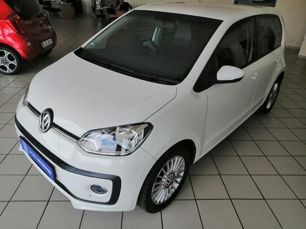 2017 Volkswagen Up Move UP 1.0 5-Door Gauteng Randfontein_0