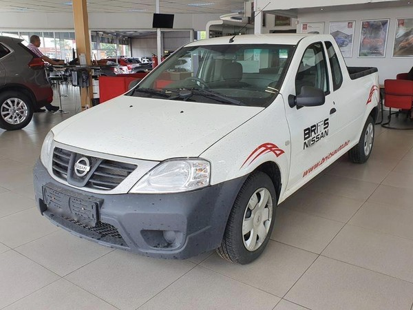 2020 Nissan NP200 1.5 Dci  Ac Safety Pack Pu Sc  North West Province Brits_0