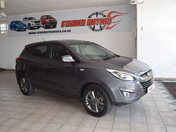 2014 Hyundai iX35 2.0 Premium Gauteng Nigel_0