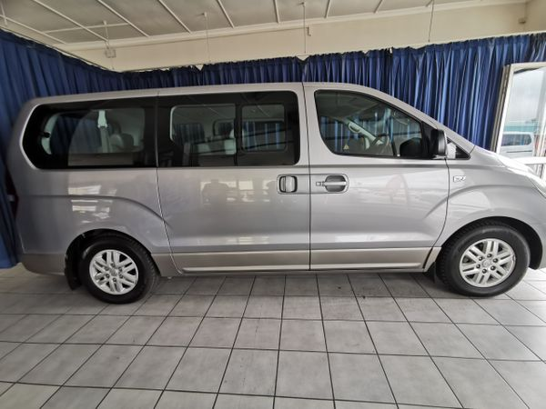 2016 Hyundai H1 2.5 CRDI Wagon Auto Mpumalanga Standerton_0