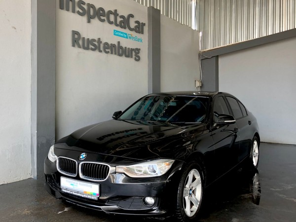 2012 BMW 3 Series 320d Luxury Line At f30  North West Province Rustenburg_0