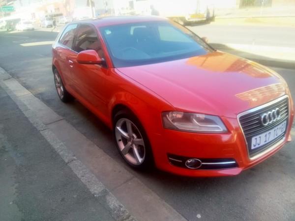 2012 Audi A3 1.4 Tfsi Attraction  Gauteng Johannesburg_0