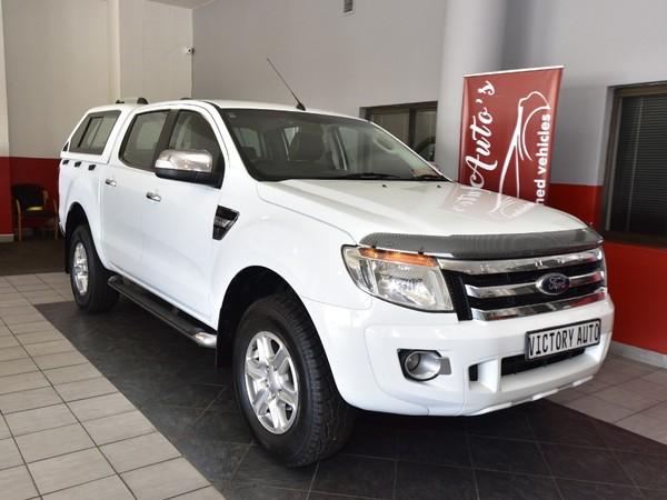 2013 Ford Ranger 3.2tdci Xlt Pu Dc  Western Cape Brackenfell_0