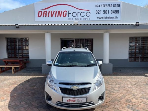 2011 Chevrolet Spark 1.2 Ls 5dr  Western Cape Wynberg_0