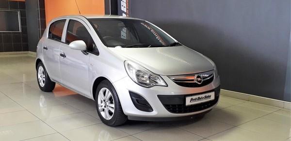 2012 Opel Corsa 1.4 Essentia 5dr  Kwazulu Natal Pietermaritzburg_0