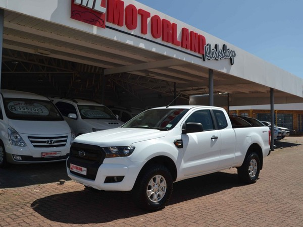 2016 Ford Ranger 2.2TDCi XL PU SUPCAB North West Province Klerksdorp_0