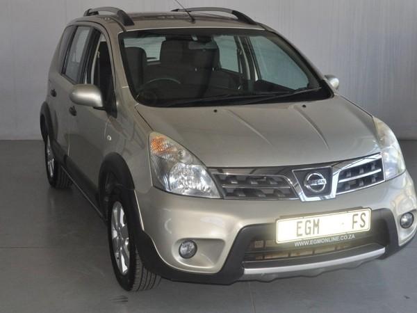2012 Nissan Livina 1.6 Acenta X-gear  Free State Bloemfontein_0