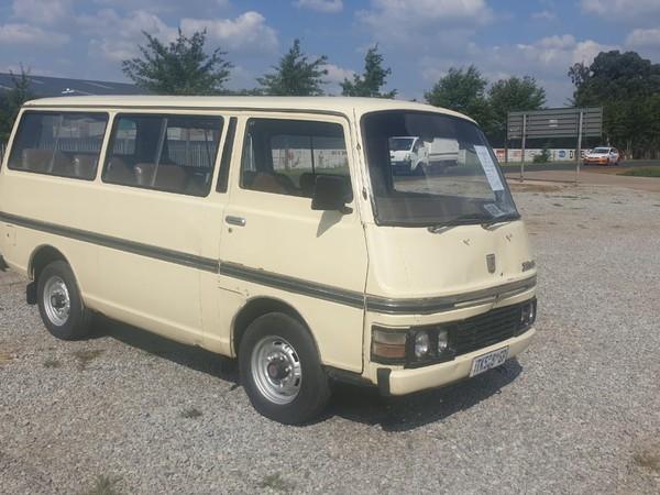 1986 Datsun Lux  Gauteng Lenasia_0