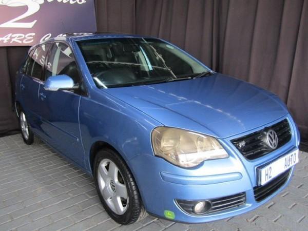 2008 Volkswagen Polo 1.6 Comfortline 5dr  Gauteng Johannesburg_0
