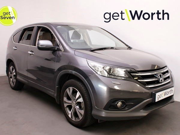 2014 Honda CR-V 2.4 Executive At  Western Cape Milnerton_0