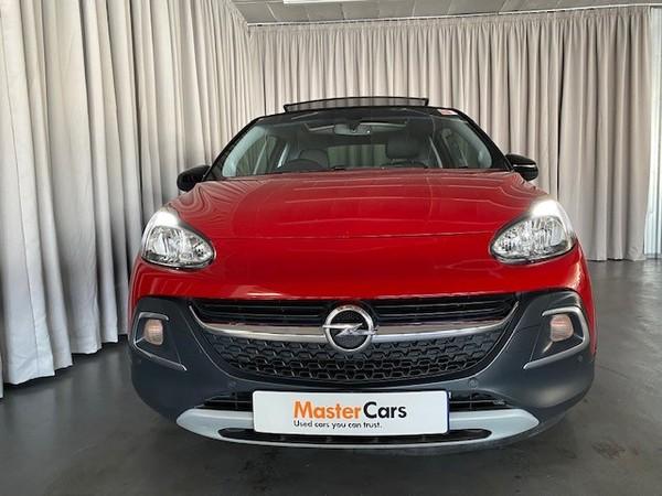 2016 Opel Adam 1.0T Rocks 3-Door Gauteng Centurion_0