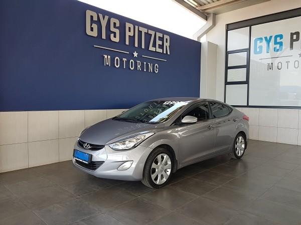 2012 Hyundai Elantra 1.8 Gls At  Gauteng Pretoria_0