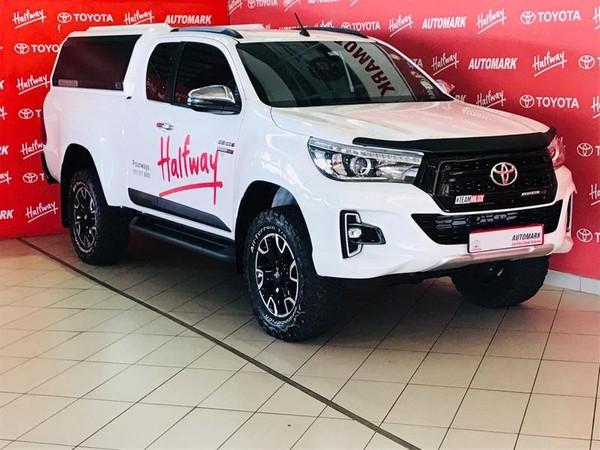 2019 Toyota Hilux 2.8 GD-6 Raider 4X4 PU ECAB Gauteng Sandton_0