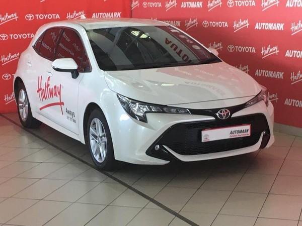 2019 Toyota Corolla 1.2T XS CVT 5-Door Gauteng Sandton_0