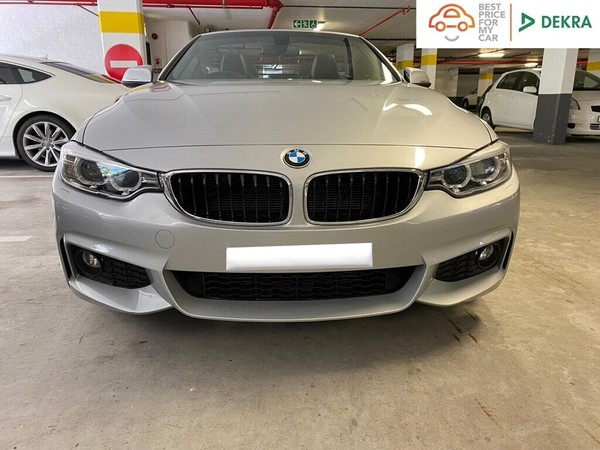 2016 BMW 4 Series 420i Convertible M Sport Auto Western Cape Goodwood_0
