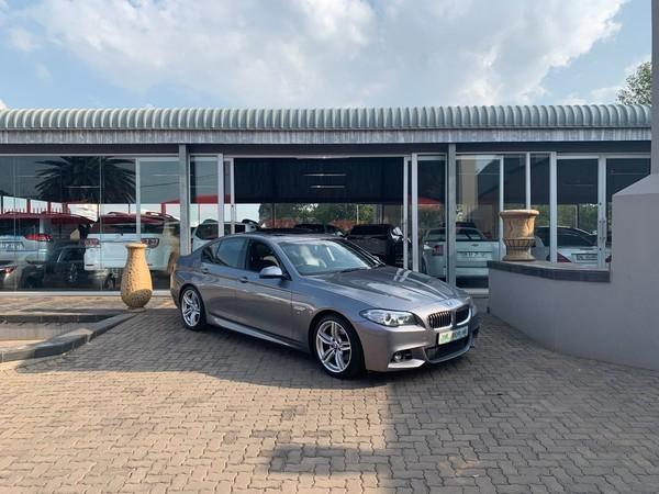 2016 BMW 5 Series 520D Auto M Sport Mpumalanga Delmas_0