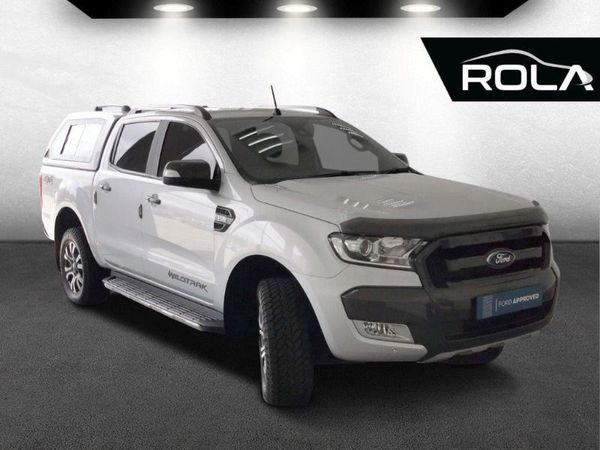 2017 Ford Ranger 3.2TDCi 3.2 WILDTRAK 4X4 Auto Double Cab Bakkie Western Cape Riversdale_0