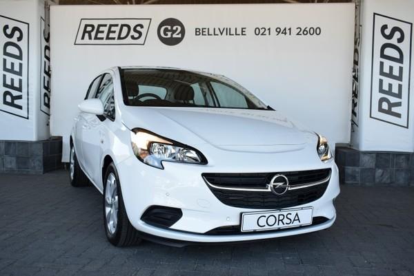 2020 Opel Corsa 1.0T Ecoflex Enjoy 5-Door 66KW Western Cape Bellville_0