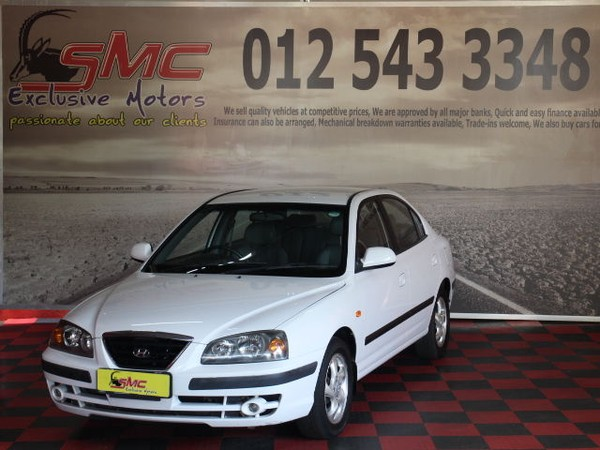 2005 Hyundai Elantra 1.6 Gls  Gauteng Pretoria_0