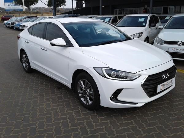 2020 Hyundai Elantra 1.6 Executive Auto Gauteng Roodepoort_0