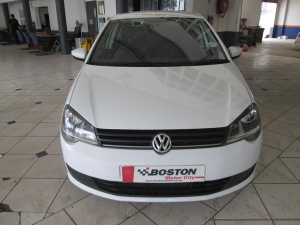 2014 Volkswagen Polo Vivo 1.6 Gauteng Boksburg_0