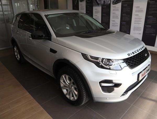 2019 Land Rover Discovery Sport SPORT 2.0i4 D HSE Gauteng Vereeniging_0