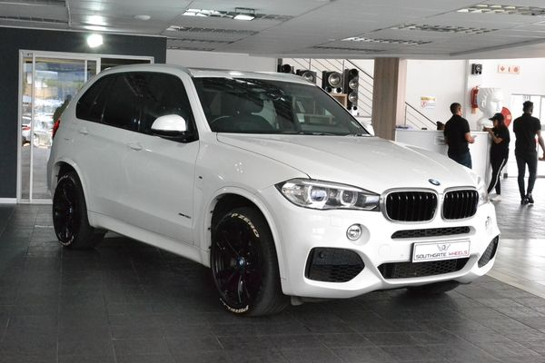 2014 BMW X5 xDRIVE50i M-Sport Auto Gauteng Roodepoort_0
