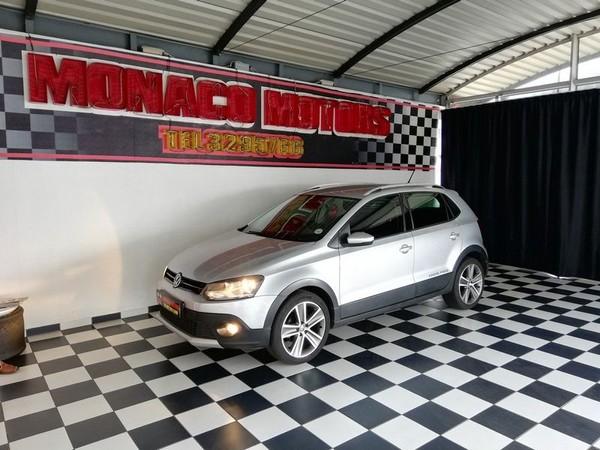 2014 Volkswagen Polo 1.6 Cross 5dr  Gauteng Pretoria_0