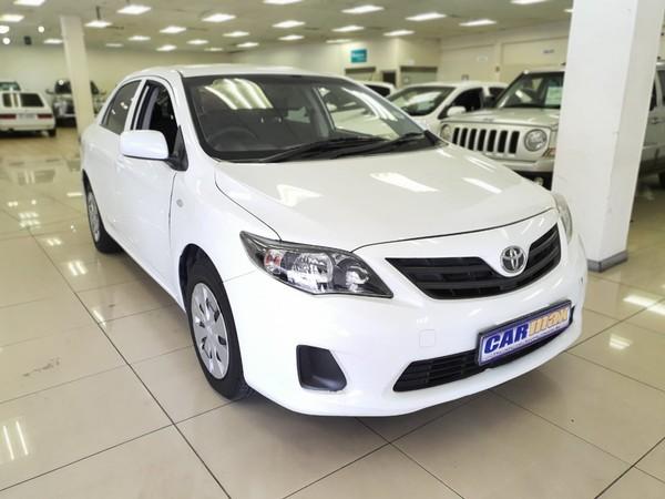 2017 Toyota Corolla Quest 1.6 Quest Kwazulu Natal Durban_0