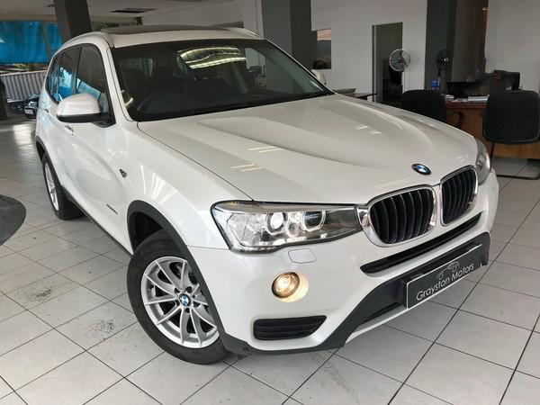 2015 BMW X3 xDRIVE20d Exclusive Auto Gauteng Sandton_0