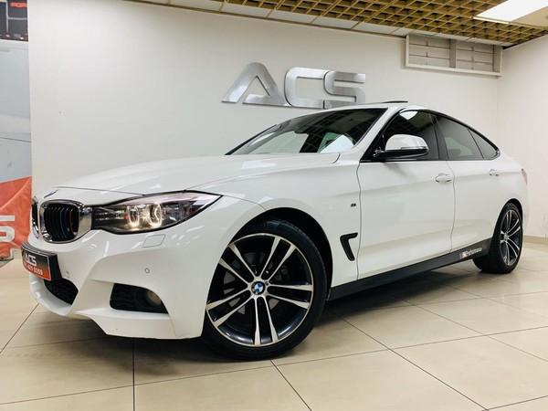 2017 BMW 3 Series 320d GT M Sport Auto Gauteng Benoni_0