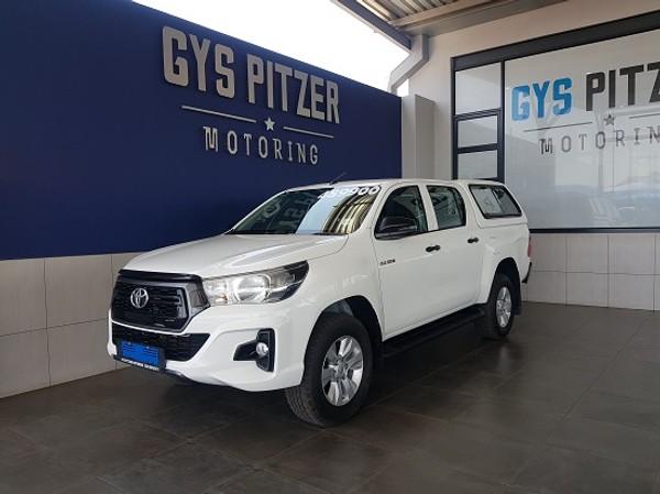 2019 Toyota Hilux 2.4 GD-6 SRX 4X4 Auto Double Cab Bakkie Gauteng Pretoria_0
