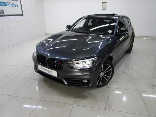 2019 BMW 1 Series 118i Edition Sport Line Shadow 5-Door Auto F20 Gauteng Pretoria_0