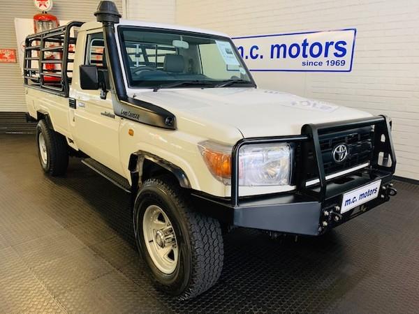 2011 Toyota Land Cruiser 79 4.0p Pu Sc  Western Cape Cape Town_0
